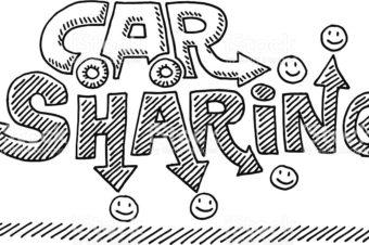 Car sharing, Condivisione,