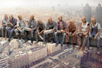 """La nuova """" rivoluzione industriale 4.0″, che si basa sulla disoccupazione tecnologica"""