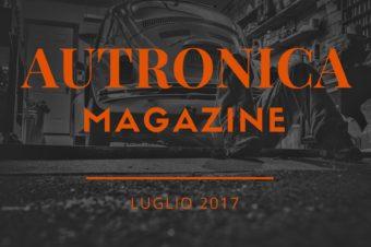 Magazine Luglio 2017, il sesto numero