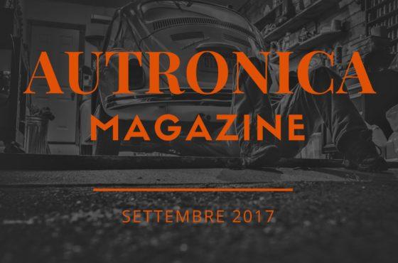 Magazine Settembre 2017, il settimo numero