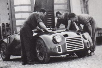 1947-2017, 70 anni di  Ferrari. La 125 S
