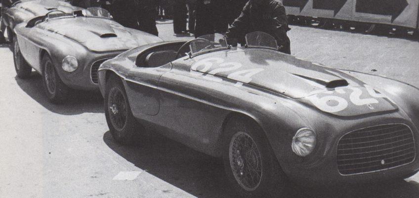1947-2017, 70 anni di  Ferrari. La 166 MM
