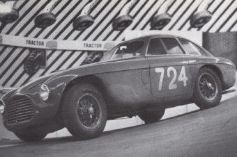 1947-2017, 70 anni di  Ferrari. La 195 S