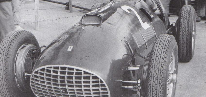 1947-2017, 70 anni di  Ferrari . La 375 F1