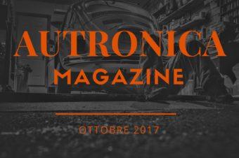 Magazine Ottobre 2017, l' ottavo numero
