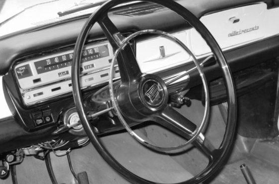 FIAT 1300-1500 Berlina, confort eleganza