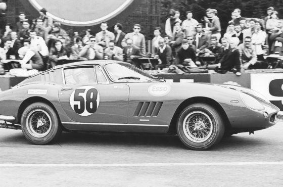 "Ferrari 275 GTB / GTS, i ""musetti"" corti e lunghi. 1964-1966."