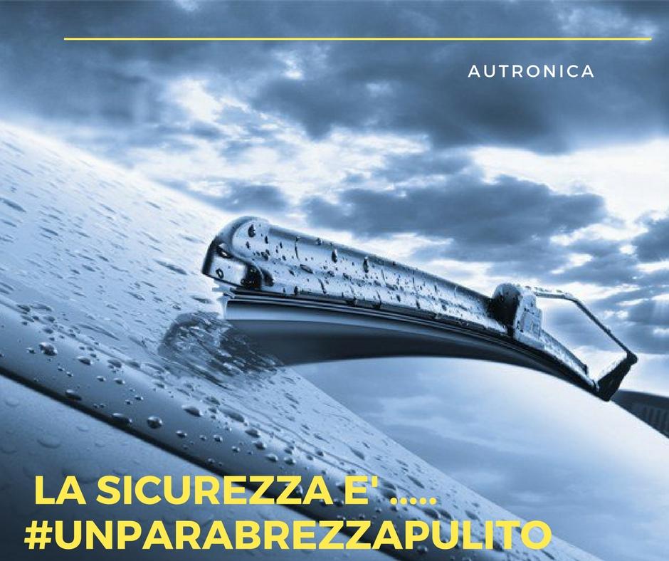 Autronica, tergicristalli, #unparabrezzapulito