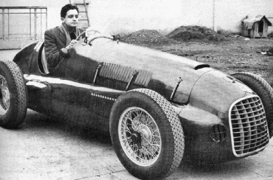 Alfredo Ferrari, semplicemente Dino.