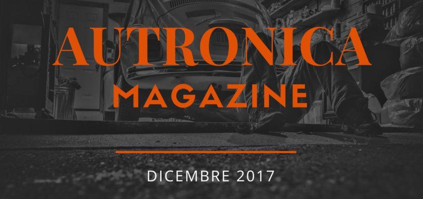Magazine Dicembre 2017, il decimo numero