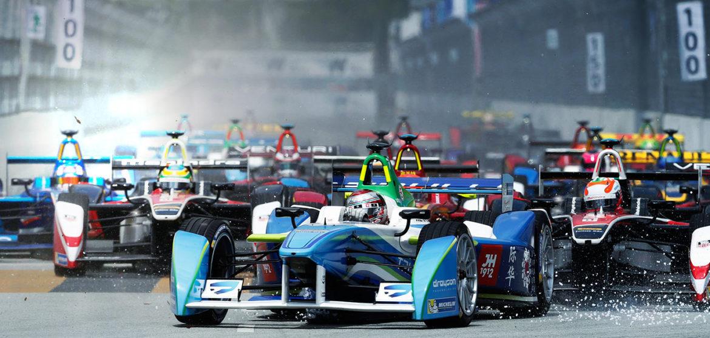 Formula E , il calendario delle gare 2017-2018
