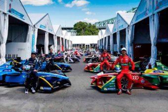 Formula E,Team e Piloti