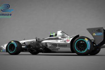 Formula E . 2014 dieci Team una monoposto unica