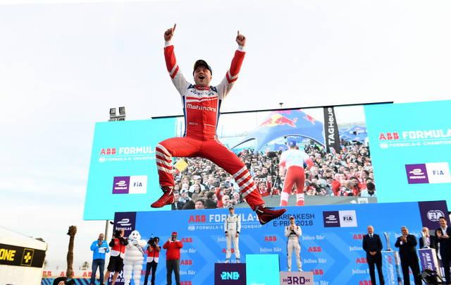 Vittoria svedese nel Terzo appuntamento di Formula E