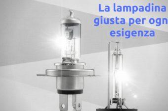 La lampadina giusta per ogni esigenza