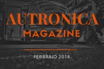 Febbraio 2018 esce il numero undici del Magazine di Autronica