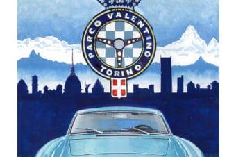 La quarta edizione del salone dell' Auto di Torino Parco del Valentino