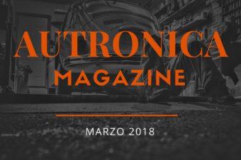 Marzo 2018 esce il dodicesimo numero del Magazine di Autronica