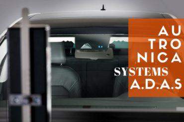 ADAS, Sistema Avanzato di Assistenza al Guidatore