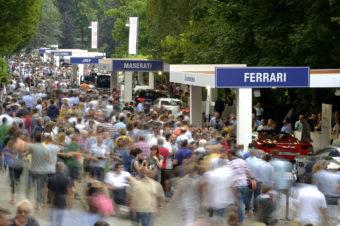 Salone Auto Torino 2018, Parco Valentino