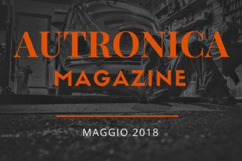Maggio 2018 esce il Quattordicesimo numero del Magazine di Autronica