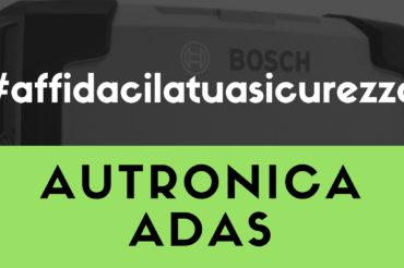 Autronica  è Diagnosi e Calibrazione ADAS.