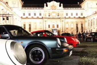 Porsche festeggia i suoi 70 anni a Torino