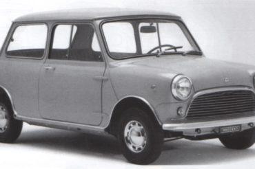 Mini Minor 850, la prima Mini Innocenti