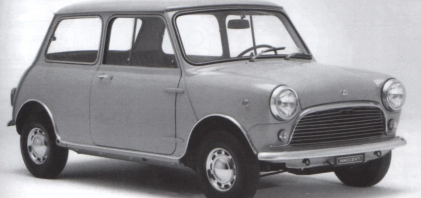 Mini Minor 850, la prima Mini Innocenti