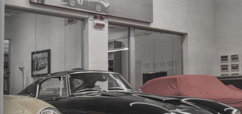 Ferrari Classiche, l'officina dove far ri-nascere il mito