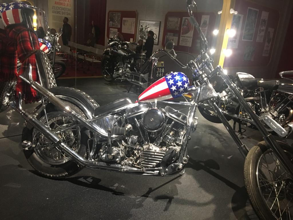 Easy Rider. Il mito della moto come arte