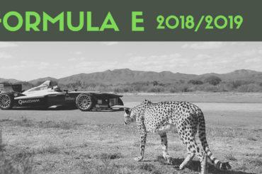 Parte il 15 dicembre 2018 , la 5 stagione della Formula E.