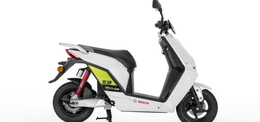E3 lo scooter cinese dal cuore, elettrico , tedesco