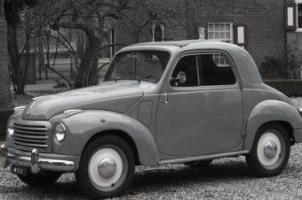 Le serie gloriose della 500, dal 1936 al 1955