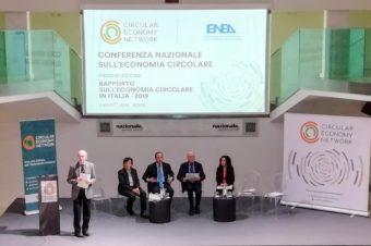 Il Rapporto sull' Economia Circolare in Italia 2019