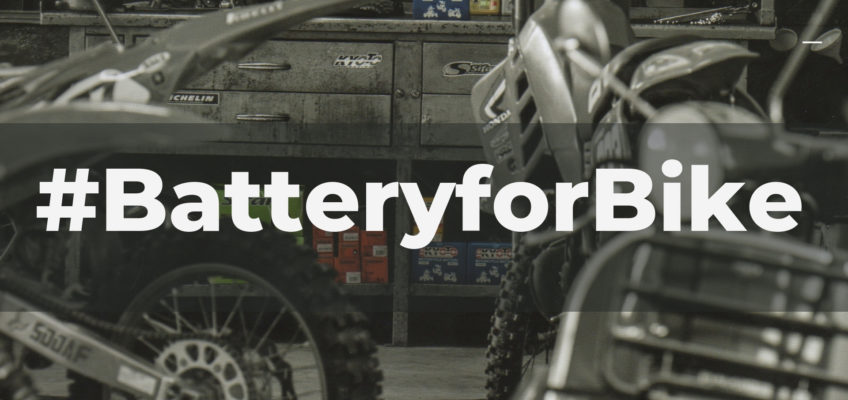 Autronica Battery for Bike, energia per le due ruote