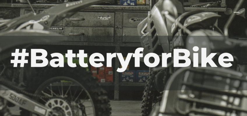 Autronica Battery for Bike, energia per le due ruote